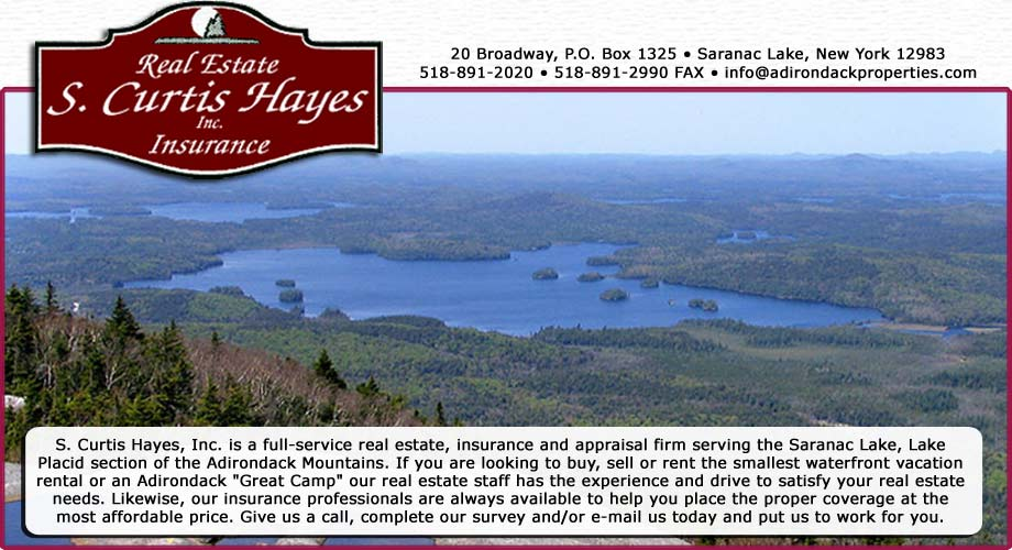 adirondack real estate,waterfront property,vacation rentals lake placid,saranac lake real estate